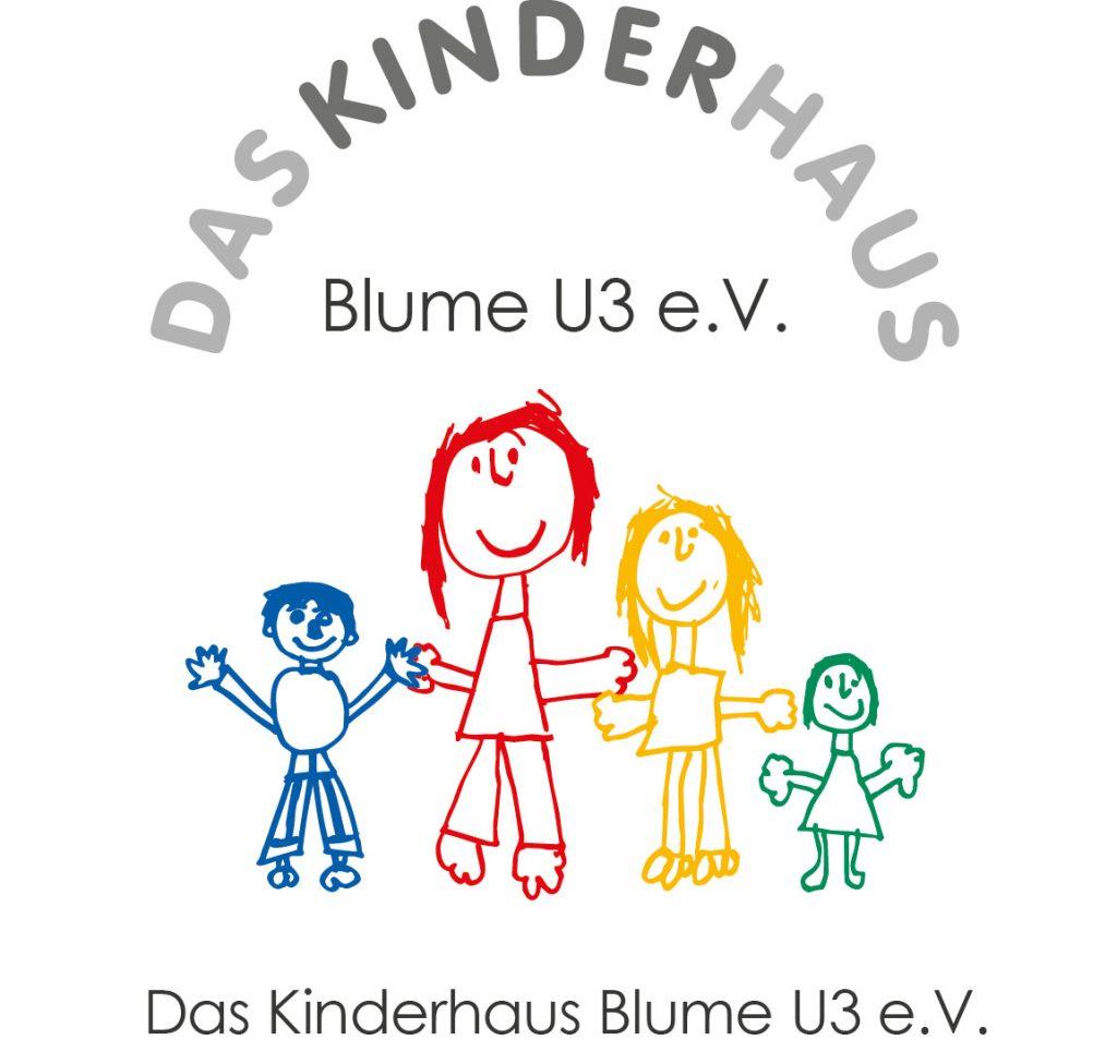Logo Blume U3 e.V. final 130618